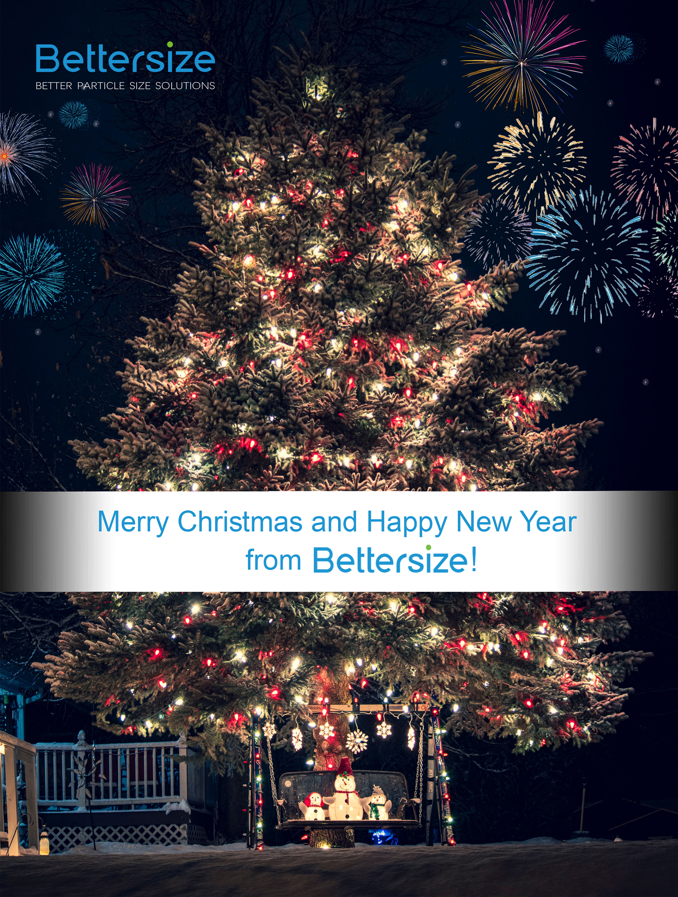 Happy Holidays from Bettersize! & 2020 Top 10 posts recap